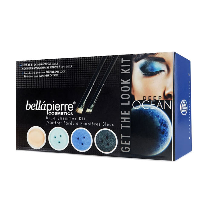 Bellapierre Get The Look Kit - Deep Ocean