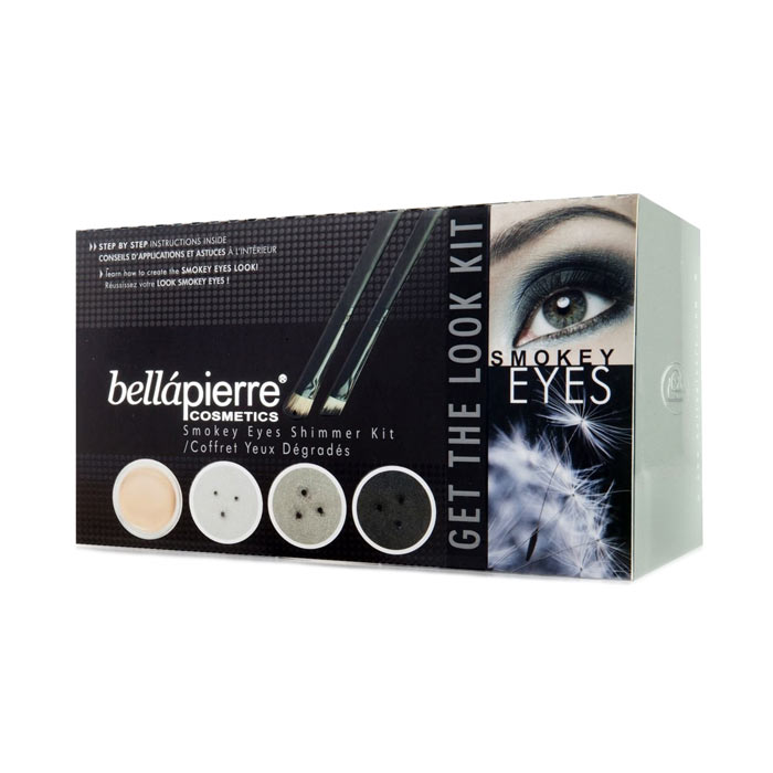 Bellapierre Get The Look Kit - Smokey Eyes