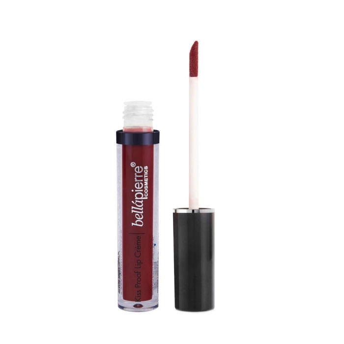 Bellapierre Kiss Proof Lip Crème 08 40s Red 3,8g