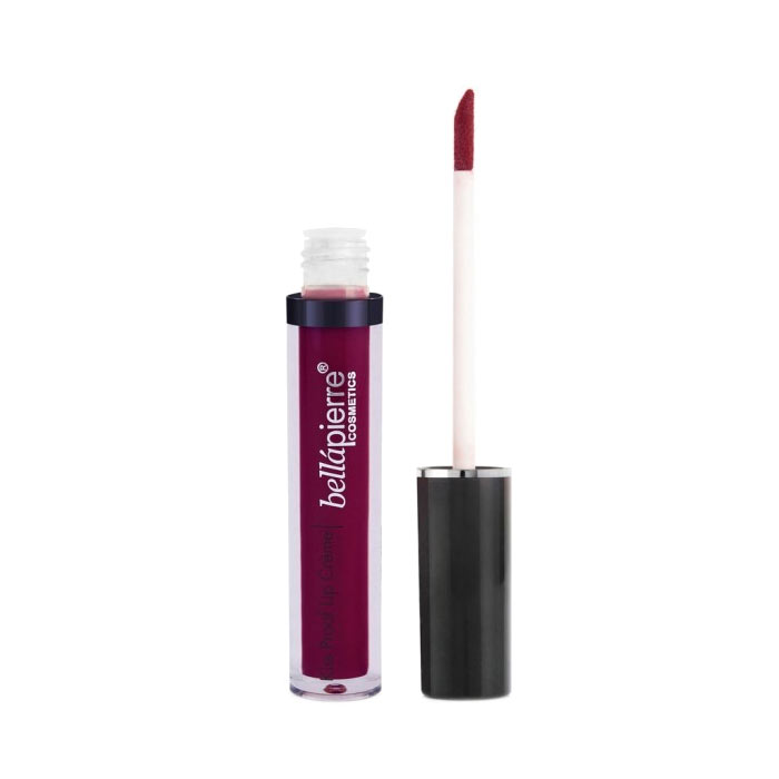 Bellapierre Kiss Proof Lip Crème 10 Black Dahlia 3,8g