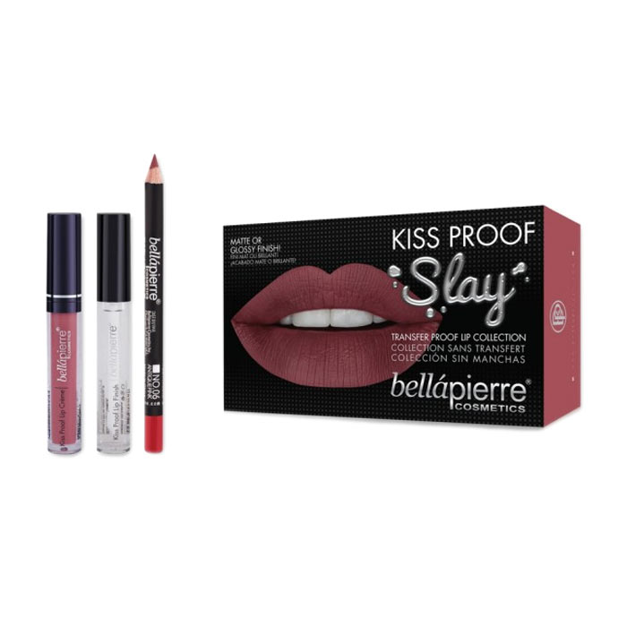 Bellapierre Kiss Proof Slay Kit - Antique Pink