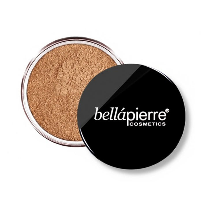 Bellapierre Loose Foundation - 08 Cafe 9g
