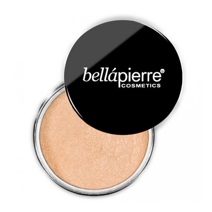 Swish Bellapierre Shimmer Powder - 008 Lava 2.35g