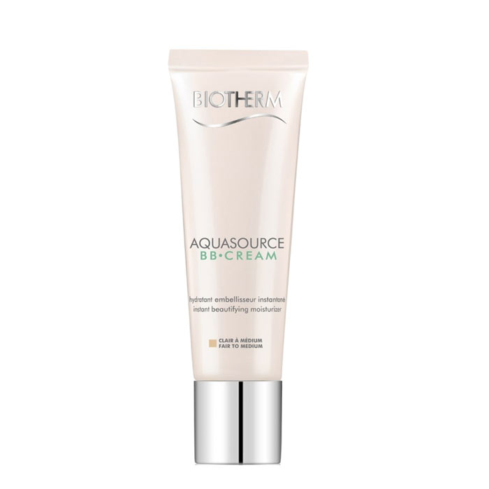 Biotherm Aquasource BB Cream Instant Beautifying Moisturizer SPF15 30ml fair med