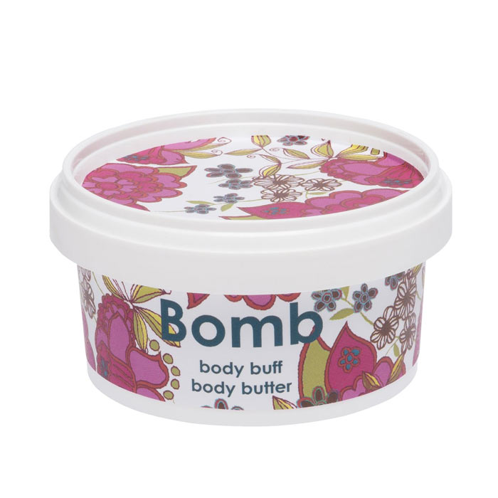 Bomb Cosmetics Body Butter Body Buff 210ml