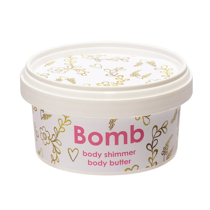 Bomb Cosmetics Body Butter Body Shimmer 210ml