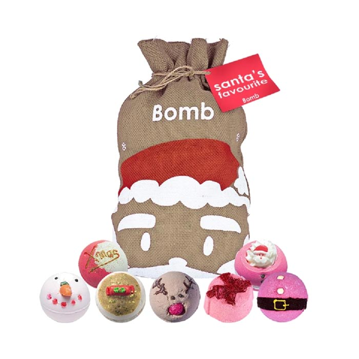 Swish Bomb Cosmetics Santa s Favourite Gift Set