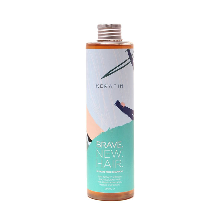 Brave. New. Hair. Keratin Shampoo 250ml