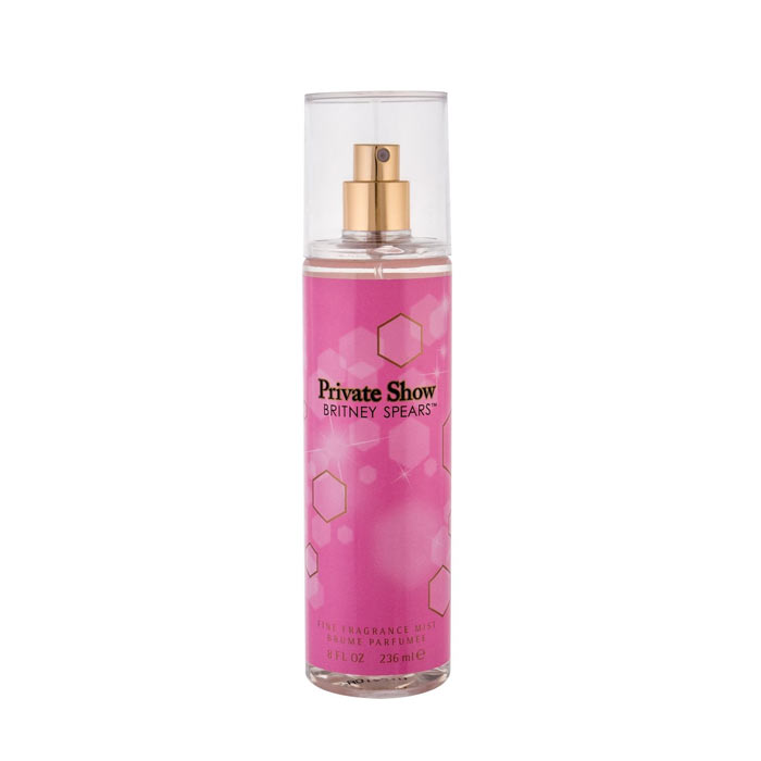 Britney Spears Private Show Fine Fragrance Mist 236ml