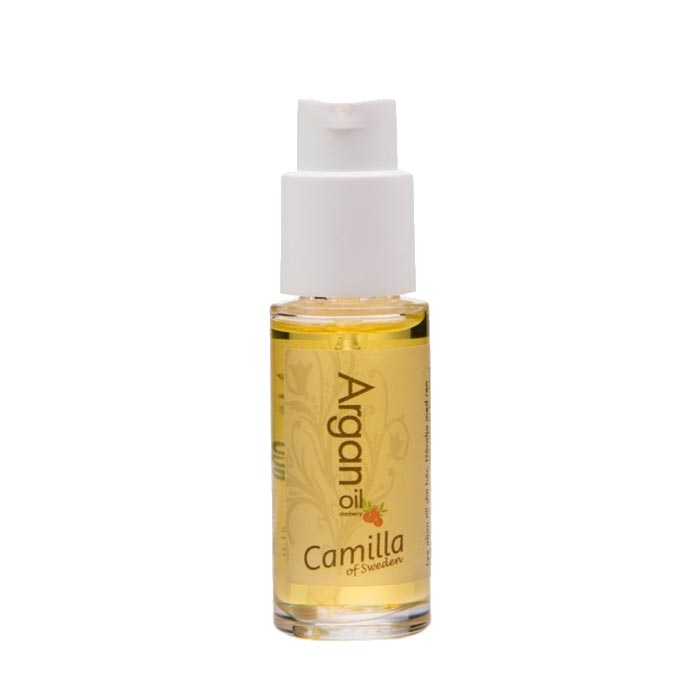 Camilla of Sweden Argan Oil Cranberry 30ml