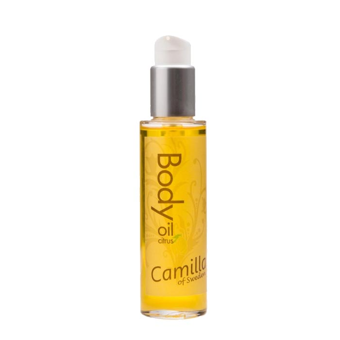 Camilla of Sweden Body Oil Citrus 100ml