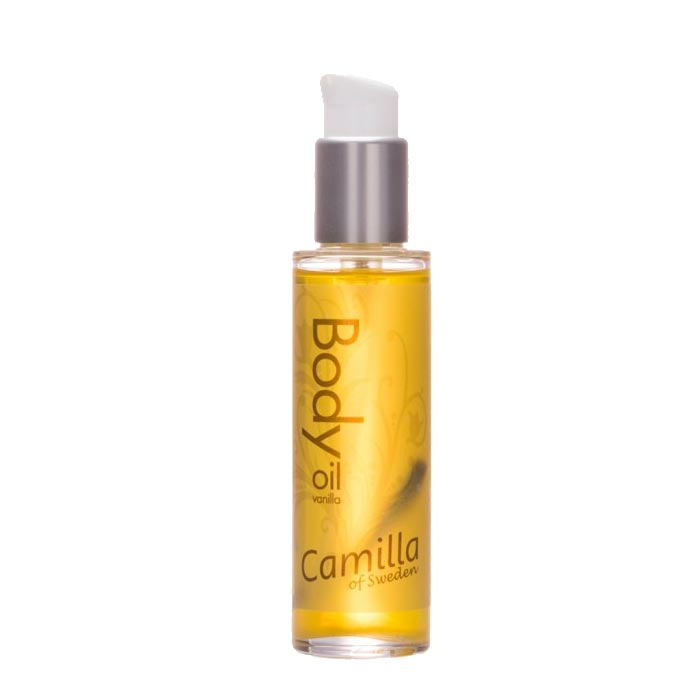 Camilla of Sweden Body Oil Vanilla 100ml