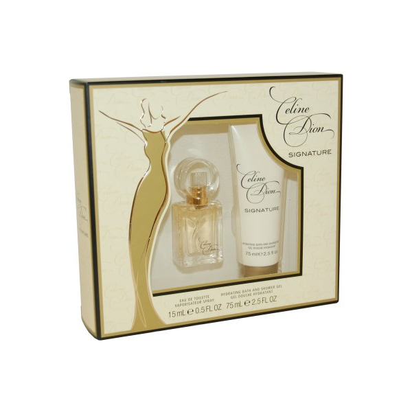 Celine Dion Signature 15 + 75 ml