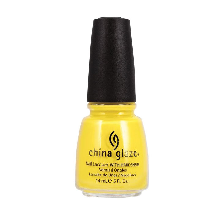 China Glaze Nail Polish Happy Go Lucky 14ml