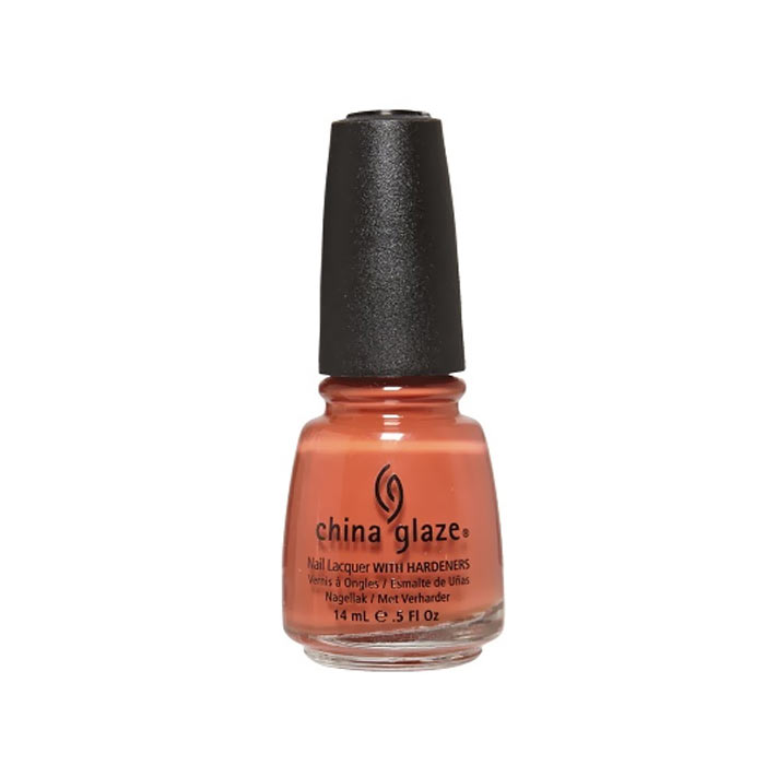 China Glaze Nail Polish Life Preserver 14ml