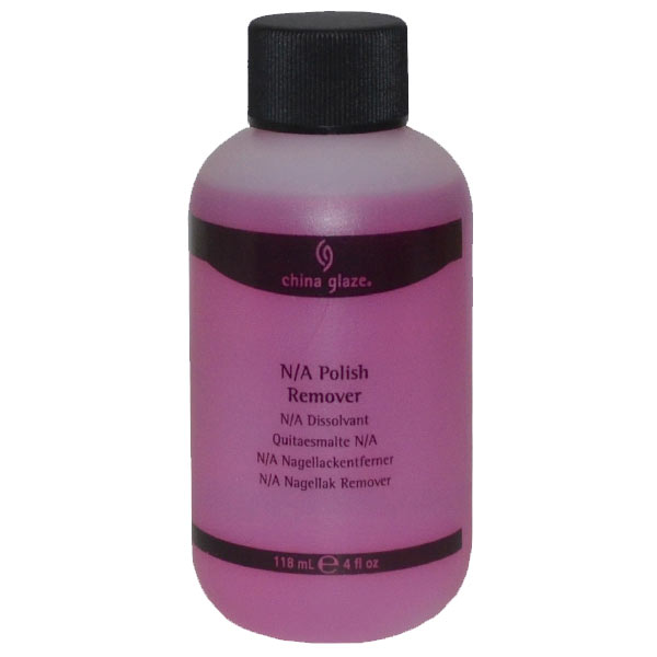 China Glaze Nail Polish Remover 118ml