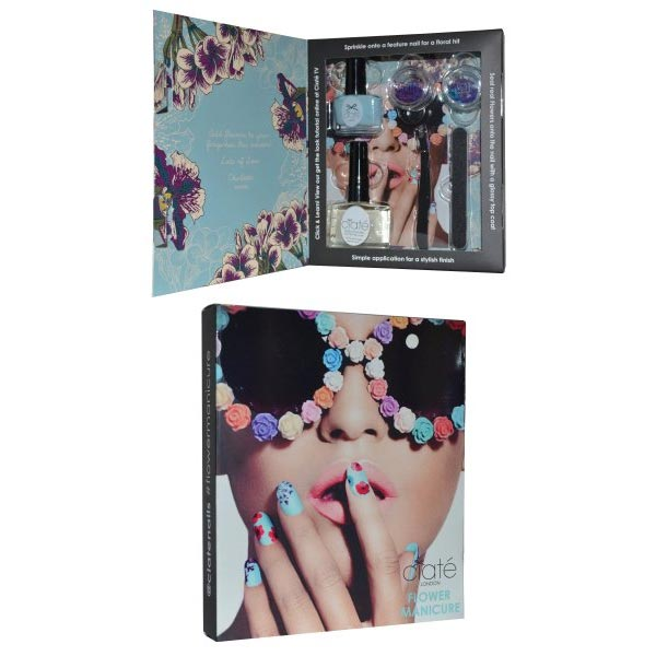 Ciate Flower Manicure Nail Set Bada Bloom