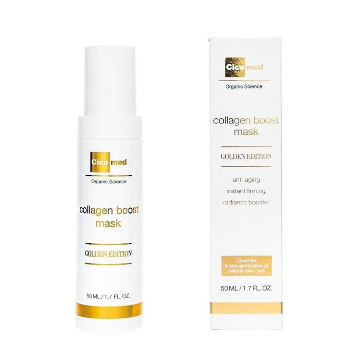 Cicamed Collagen Boost Mask Golden Edition 50ml