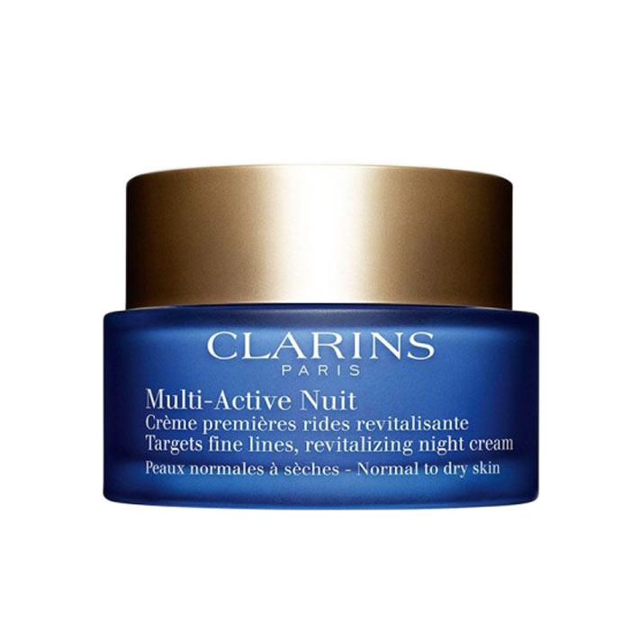 Clarins Multi-Active Night Cream Normal To Combination Skin 50ml
