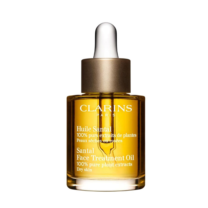 Swish Clarins Lotus Face Treatment Oil 30ml