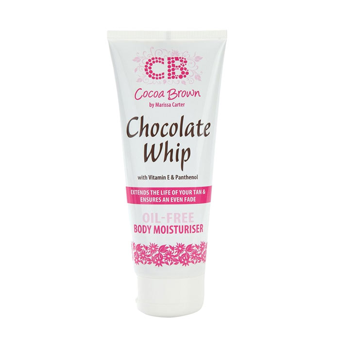Cocoa Brown Chocolate Whip Oil-Free Body Moisturiser 200ml