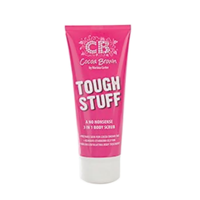 Cocoa Brown Tough Stuff 3in1 Body Scrub 200ml