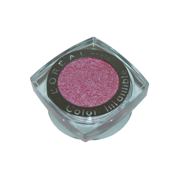 Color Infallible Eyeshadow Irridescent Finish 3.5g Naughty Strawberry #036