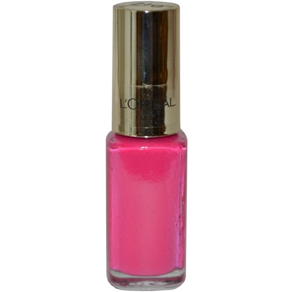 Color Riche Nail Varnish 5ml Shocking Pink #210