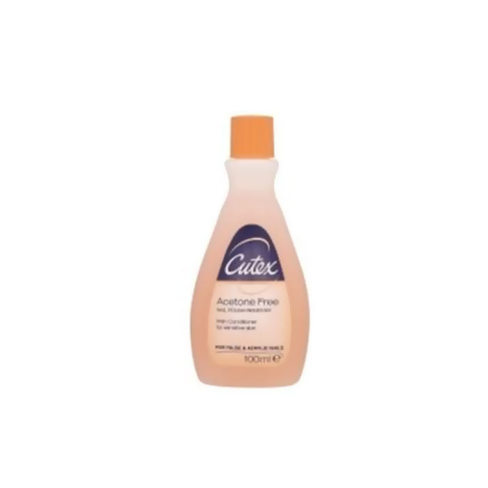 Cutex Nail Polish Remover Aceton Free 100ml