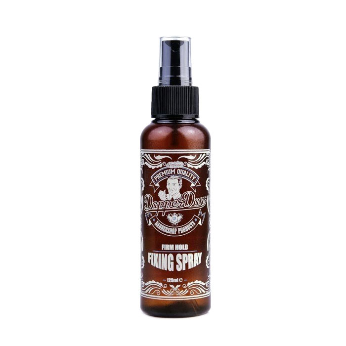 Dapper Dan Firm Hold Fixing Spray 125ml