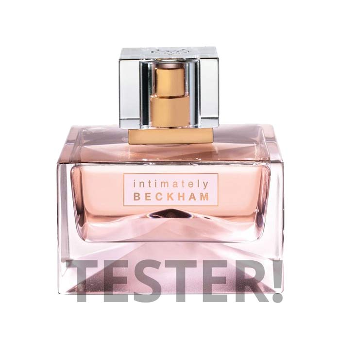 David Beckham Intimately Women Edt 75ml TESTER