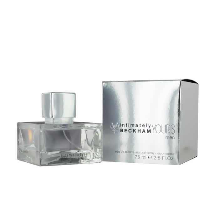 David Beckham Intimately Yours For Him Edt 75ml