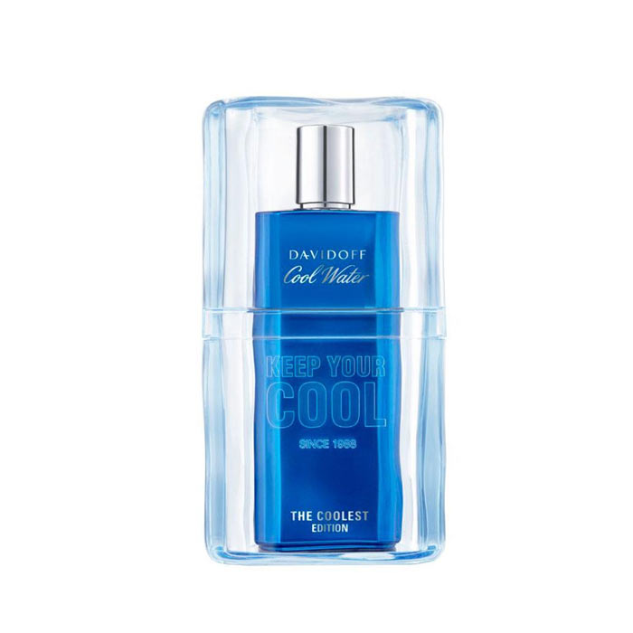 Davidoff Cool Water The Coolest Edition Edt 200ml