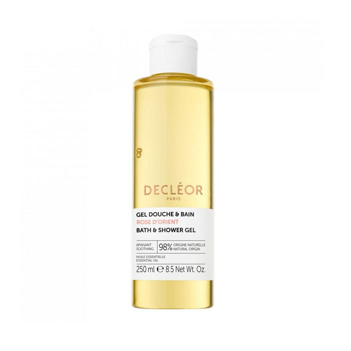 Decleor Bath And Shower Gel Rose D Orient 250ml