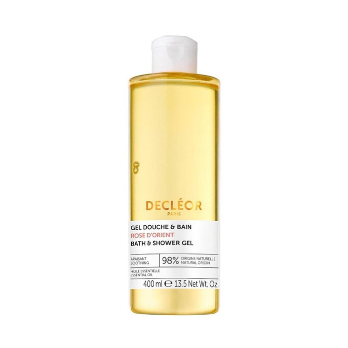 Decleor Bath And Shower Gel Rose D Orient 400ml
