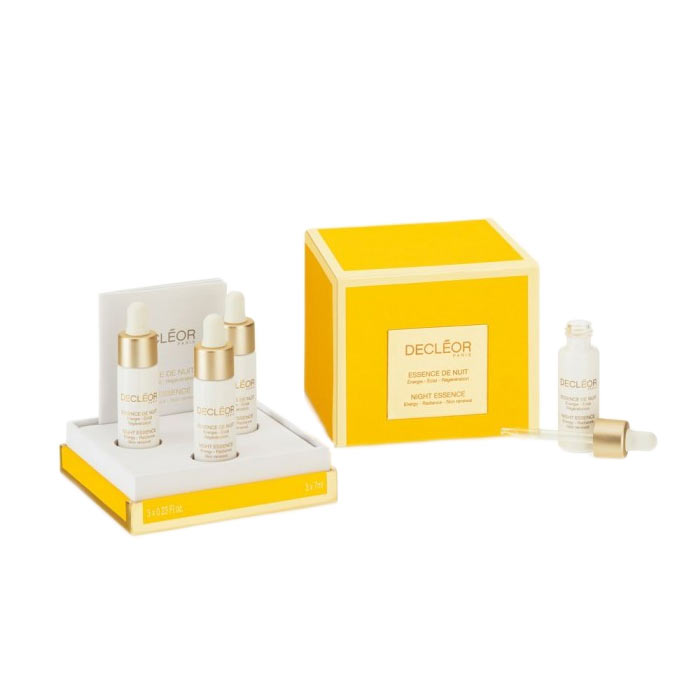 Decleor Night Essence 3x7ml