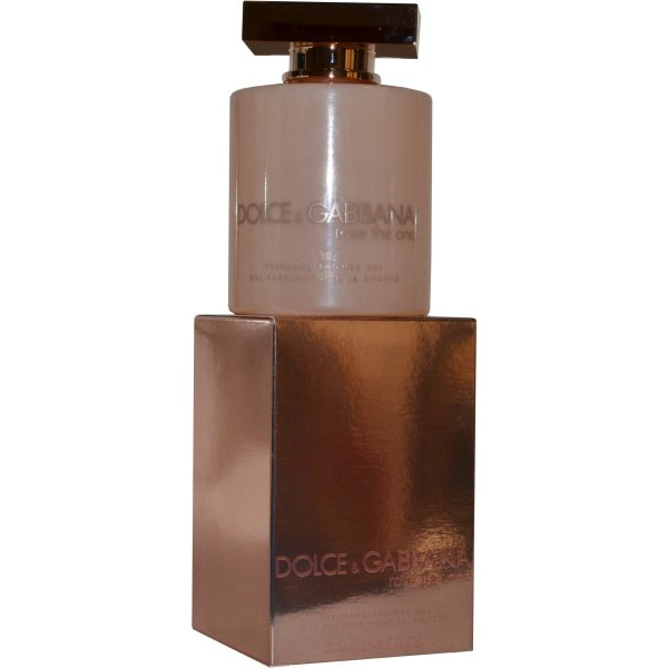 D&G Rose The One Shower Gel 200ml