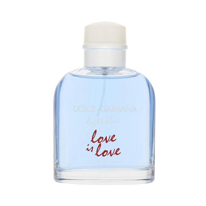Dolce & Gabbana Light Blue Love Is Love Pour Homme Edt 75ml