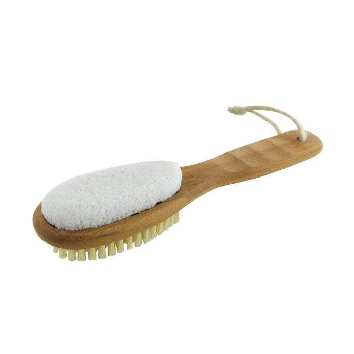 Eco Tools Bamboo Foot Brush And Pumice