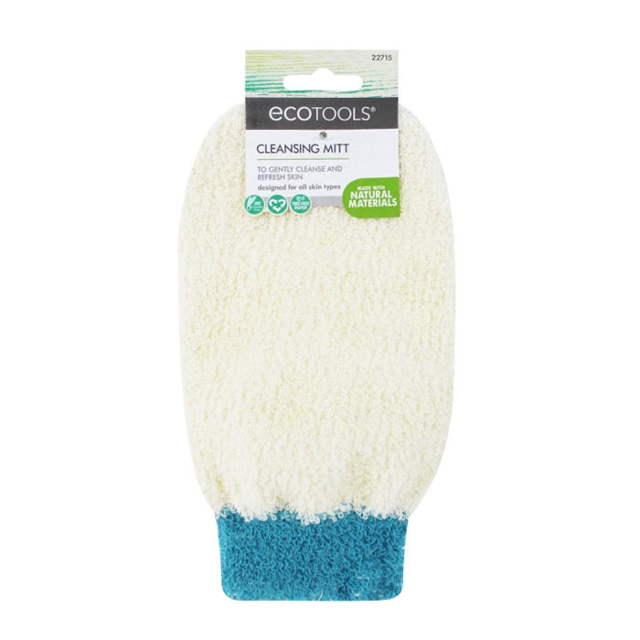 Eco Tools Cleansing Mitt Green