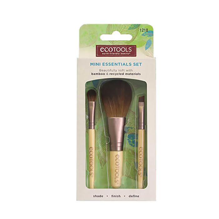 Eco Tools Mini Essentials Set 3pcs