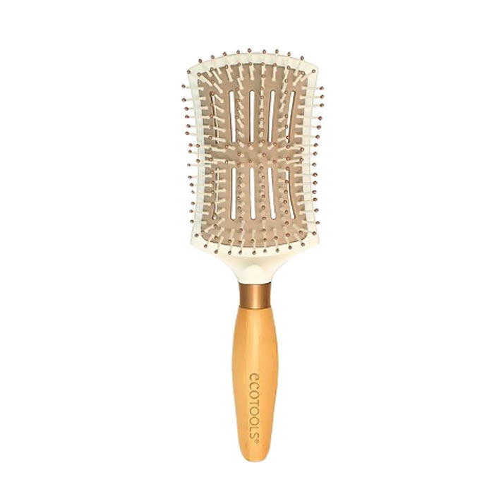 Eco Tools Smoothing Detangler Paddle Brush
