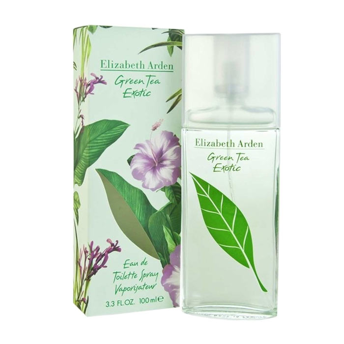 Elizabeth Arden Green Tea Exotic Edt 100ml
