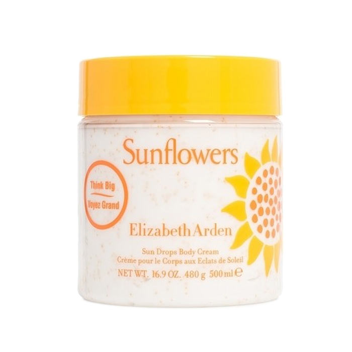 Elizabeth Arden Sunflowers Sun Drops Body Cream 500ml