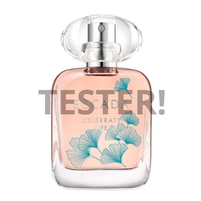 Escada Celebrate Life Edp 50ml TESTER
