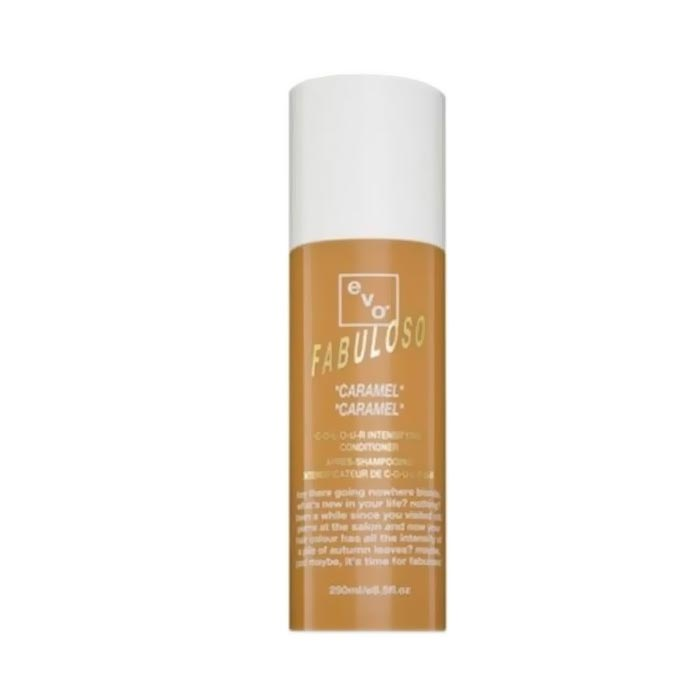 Evo Fabuloso Colour Intensifying Conditioner Caramel 250ml
