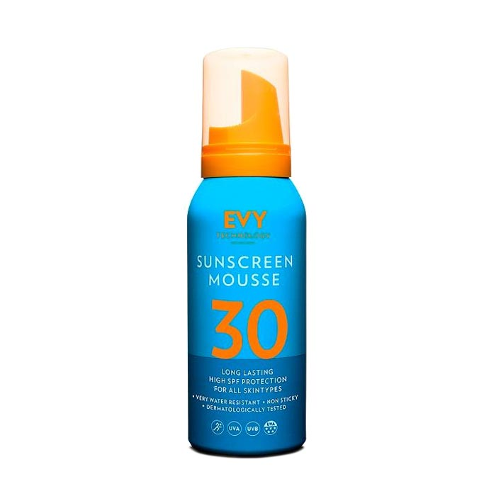 EVY Sunscreen Mousse SPF 30 - 150ml