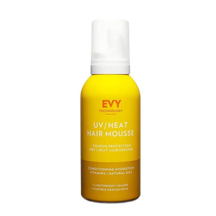 EVY UV Heat Hair Mousse 150ml