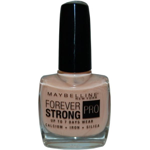 Forever Strong Pro Nail Varnish 10ml Ivory Rose
