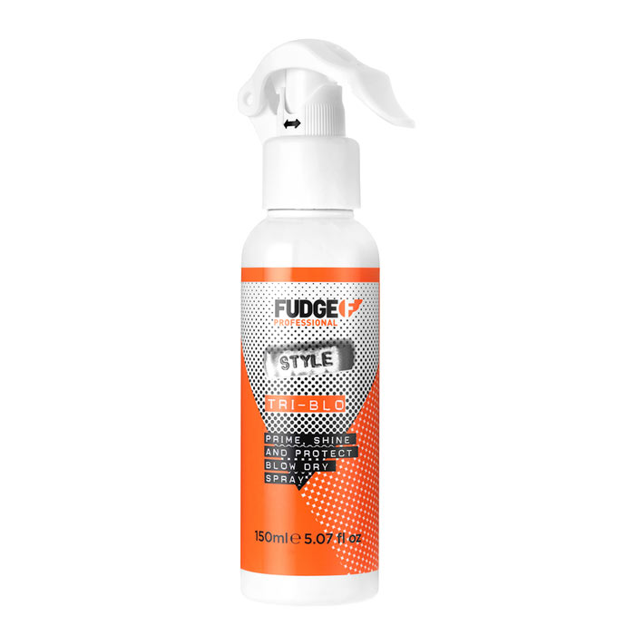 Fudge Tri Blo Prime Shine Protect Blow Dry Spray 150ml